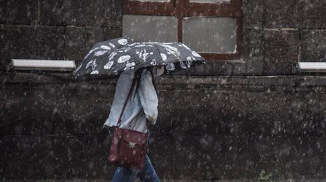 Meteoroloji uyardı: Sağanak, kar, buzlanma ve don etkili olacak