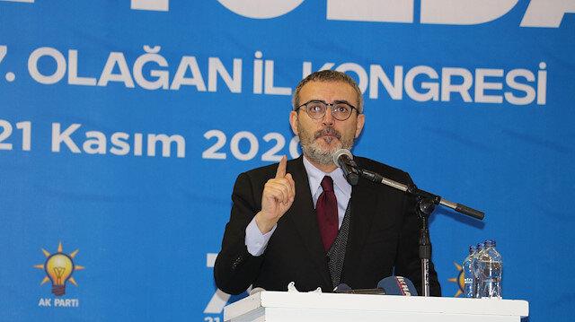"""AK Parti Genel Başkan Yardımcısı Ünal'dan """"Türk ordusu Katar'a satılmıştır"""" sözlerine tepki"""