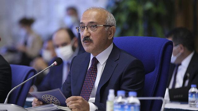Hazine ve Maliye Bakanı Elvan: Büyüme sürecini sürdürülebilir kılmayı amaçlıyoruz