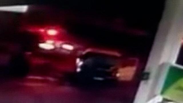 Trabzon'da feci kaza: kamyonet ikiye bölündü