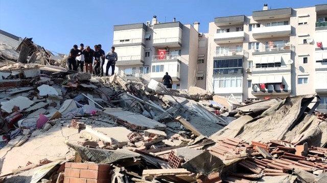 Ege'de son bir ayda 4 bin artçı deprem yaşandı
