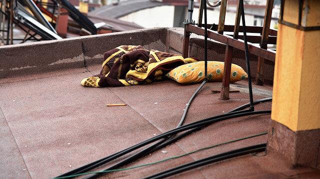 13 yaşındaki Mert, binanın terasında çektiği çakmak gazından öldü