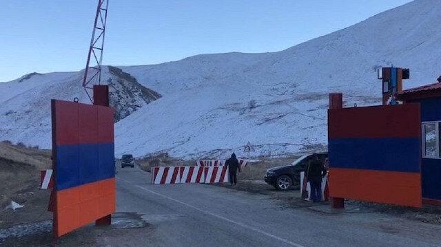 Kelbecer'deki altın madenine gözünü diken Ermenistan'dan komik uygulama: Sahte sınır çizdiler