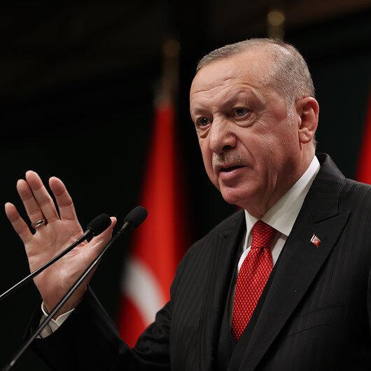 Cumhurbaşkanı Erdoğan: Cenaze namazları yakınları dahil en fazla 30 kişiyle kılınacak