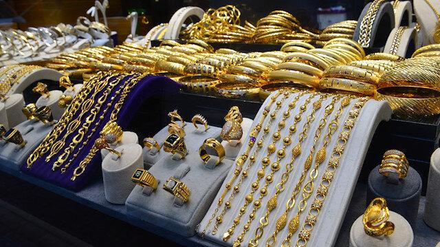 Altın fiyatları dibi görüyor