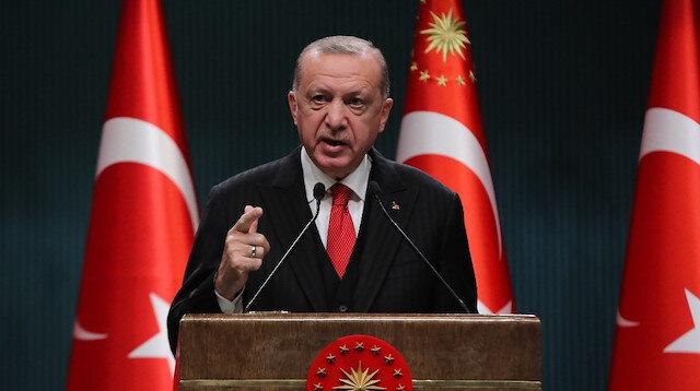 Cumhurbaşkanı Erdoğan'dan Kılıçdaroğlu'na: Bay Kemal bunu öğren, bunu bil sana lazım