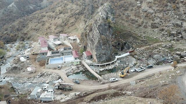 Terörden temizlenen ilçede turizm atağı: Artık huzur ile anılıyor