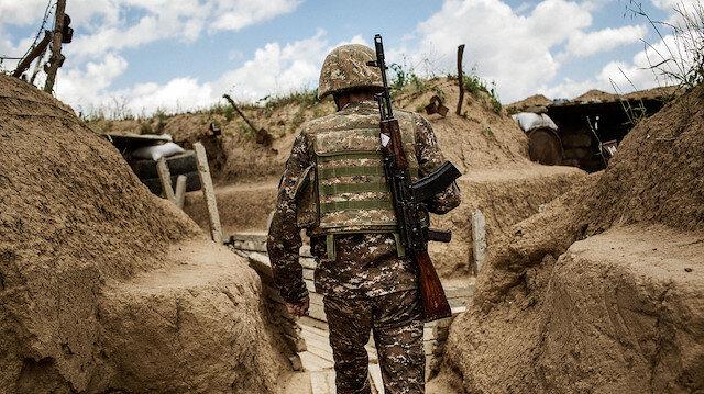 Karabağ'da savaşan Ermeni: Azerbaycan askerlerinin baskınları ölüm meleğinin gelişi gibiydi