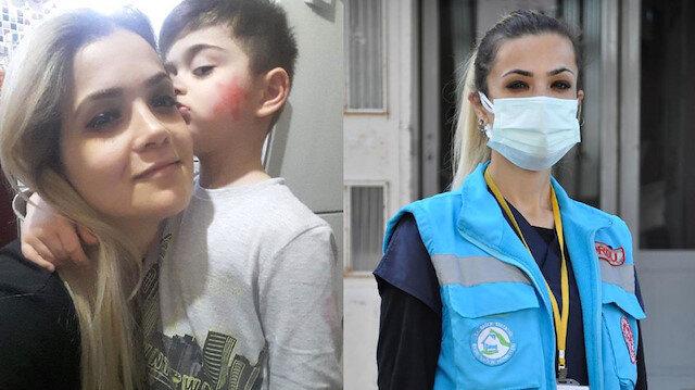 Koronavirüs nedeniyle hemşire anneden çocuğunun velayetini alan baba: Kronik hastalığı var sağlığını düşünüyorum