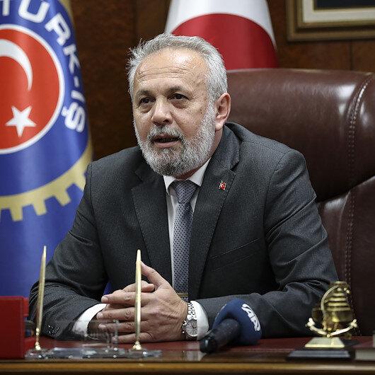 Türk Harb-İş Genel Başkanı Soydandan CHPli Başarıra tepki: Kabul edilemez vahim bir ifade