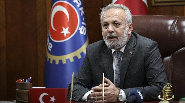 Türk Harb-İş Genel Başkanı Soydan'dan CHP'li Başarır'a tepki: Kabul edilemez vahim bir ifade