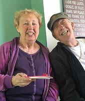 47 yıllık evli çiftiölüm aynı anda yakaladı