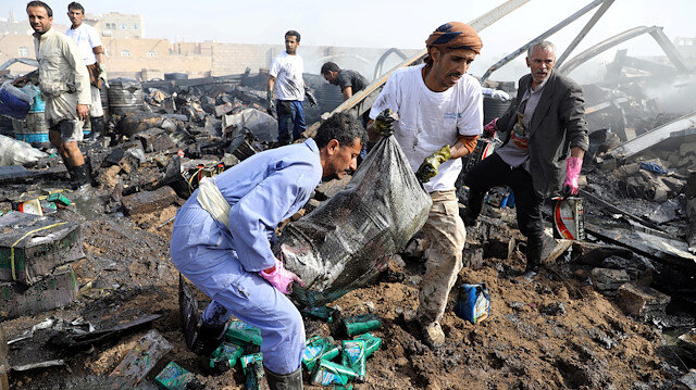 Yemen'deki iç savaşta toplam 233 bin kişi hayatını kaybetti