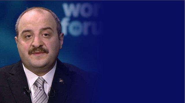 """Bakan Varank TRT World Forum 2020'de Müjdeyi Verdi: """"Türkiye için gelecek çok parlak"""""""