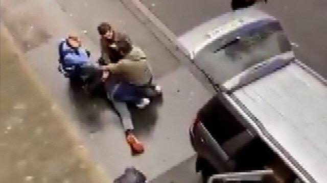 Almanya'da hareketli dakikalar: Yayaların arasına dalan cip, iki kişinin ölümüne yol açtı