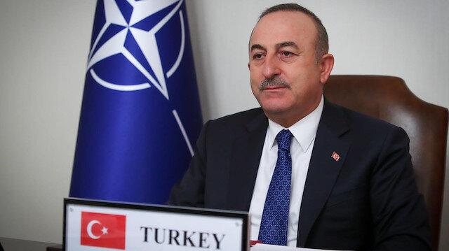 Dışişleri Bakanı Çavuşoğlu NATO Dışişleri Bakanları Toplantısı'na katıldı