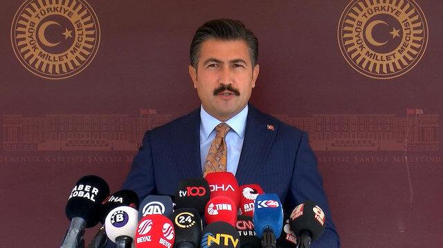 AK Parti'li Cahit Özkan: Bay Kemal Türkiye'nin milli güvenlik sorunu haline gelmiştir
