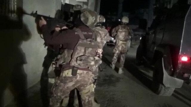 Şırnak'ta PKK operasyonu: 20 gözaltı