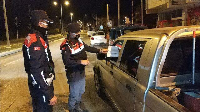 İçişleri Bakanlığınca 81 ilin valiliğine sokağa çıkma yasaklarıyla ilgili genelge
