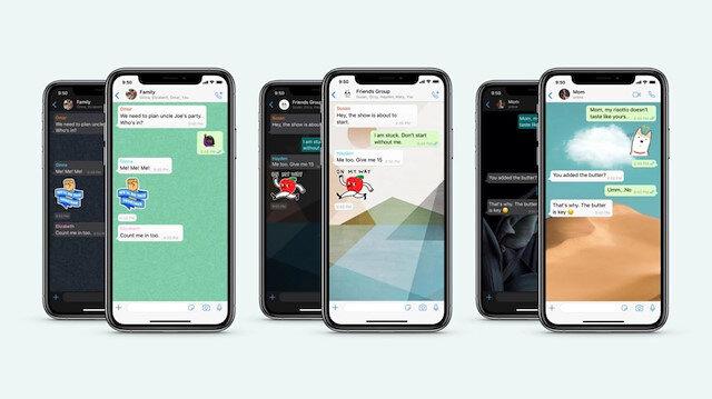 WhatsApp güncellendi: Özelleştirme seçenekleri artırıldı