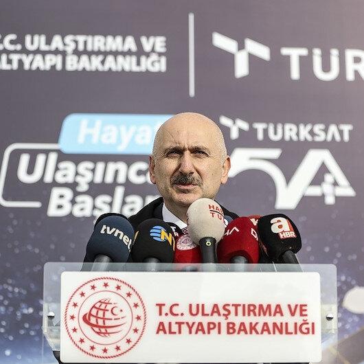 """تركيا: بدء المرحلة النهائية لإطلاق ترددات """"تركسات 5A و5B"""""""