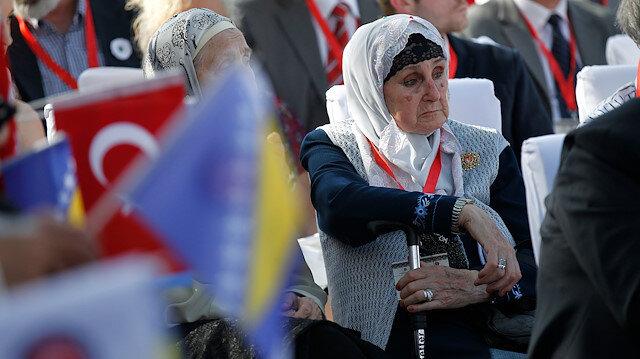 Bosna'nın son kadısı Becir Efendi'nin eşi Nimeta Jahic yaşamını yitirdi