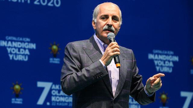 AK Parti Genel Başkanvekili Kurtulmuş: Kılıçdaroğlu'nun sözleri utanç verici