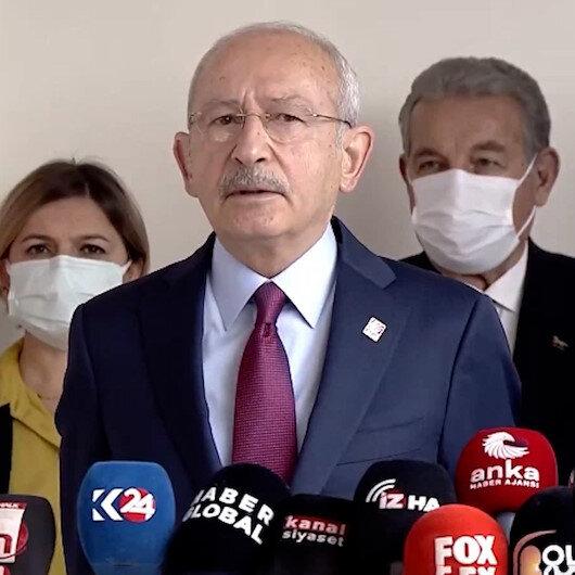 Kılıçdaroğluna terörist cenazesine katılan vekil Tanrıkulu ve İlgezdi soruldu: Doğru bulmuyorum