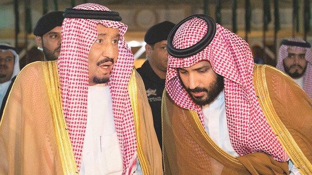 Riyad, Zayed ile yolları ayırıyor