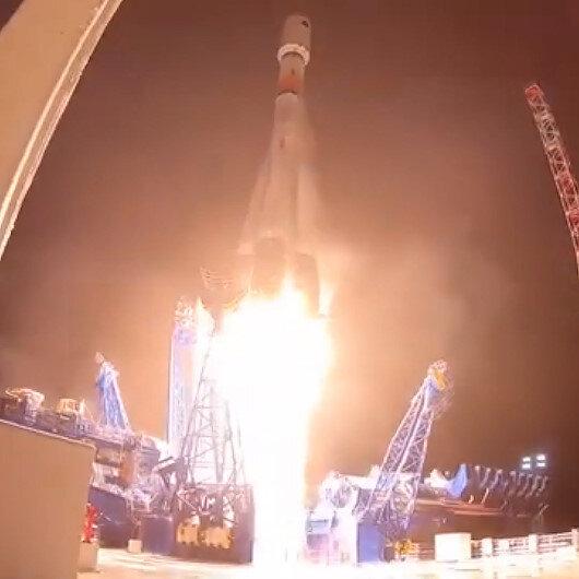 Rusya, uzaya fırlatılan istihbarat uydusunun görüntülerini paylaştı