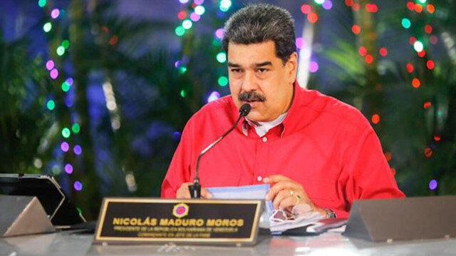Venezuela lideri Maduro görevi bırakma şartını açıkladı