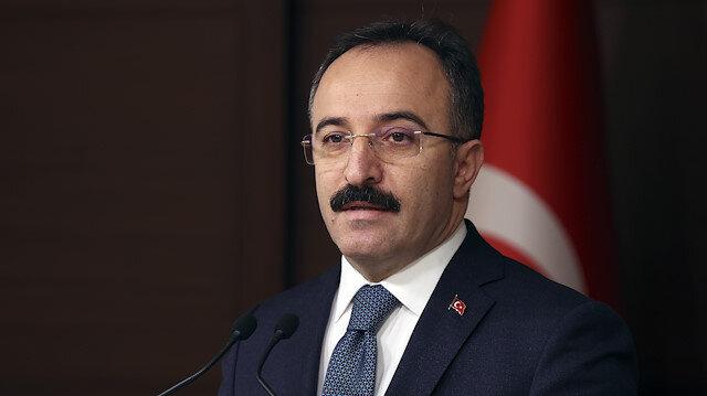 İçişleri Bakanlığı Sözcüsü Çataklı: Bugün PKK terör örgütü bitme safhasına gelmiştir