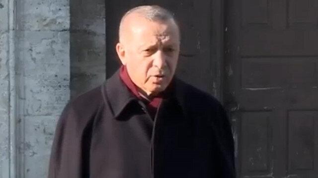 Cumhurbaşkanı Erdoğan: Ben de aşı olacağım