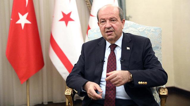 KKTC Cumhurbaşkanı Tatar'dan 2'nci Cumhurbaşkanı Talat'a sert tepki: Sen neden başaramadın?