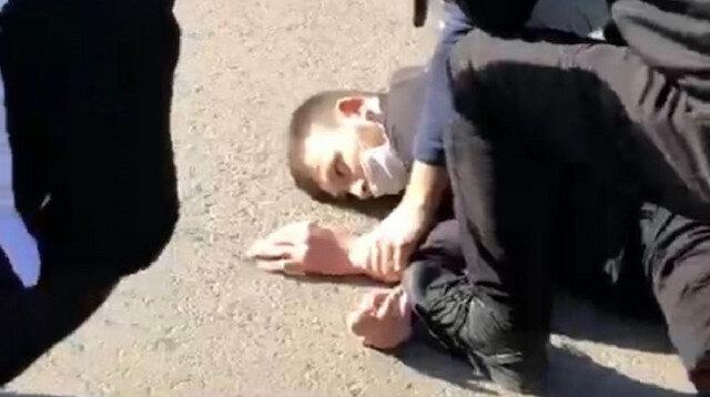 Kahramanmaraş'ta polisi şehit eden hainin cesedi morgda kaldı