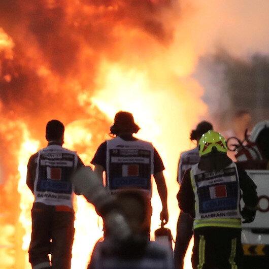 FIA launches investigation for Grosjean's crash