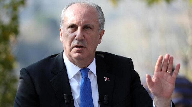 Muharrem İnce'den CHP'deki tecavüz olaylarına ilk yorum: Gerçek ortaya çıkarılmalı
