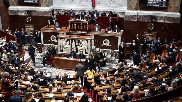 Fransa Ulusal Meclisi, sözde Karabağ Cumhuriyeti'ni tanıyan kararı onayladı