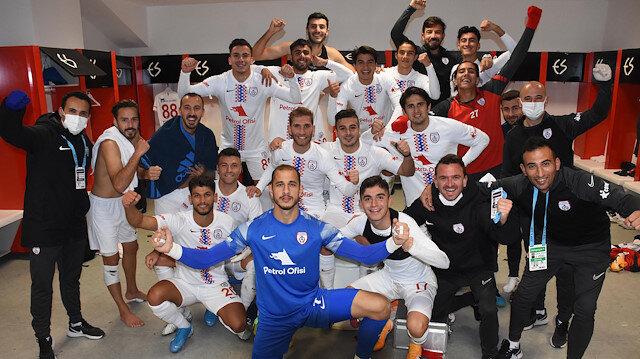 TFF 1. Lig'de ilginç tablo: Süper Lig'i hedeflemeyen takım lider