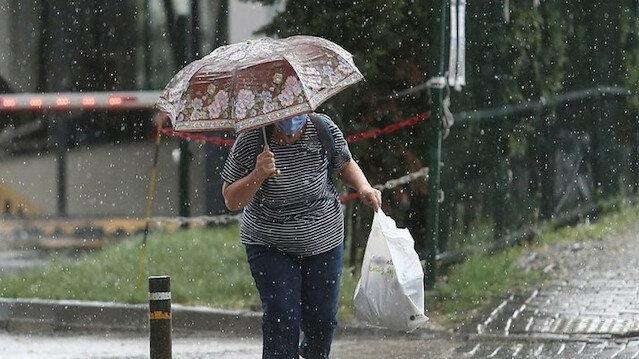 Kasım ayında yağışlar Ege'de yüzde 80 Marmara'da yüzde 49 azaldı