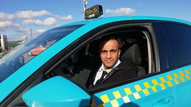 Türkiye'nin konuştuğu taksici Olgaç: 'Biz ailemizden helal kazançla çalışmayı öğrendik'