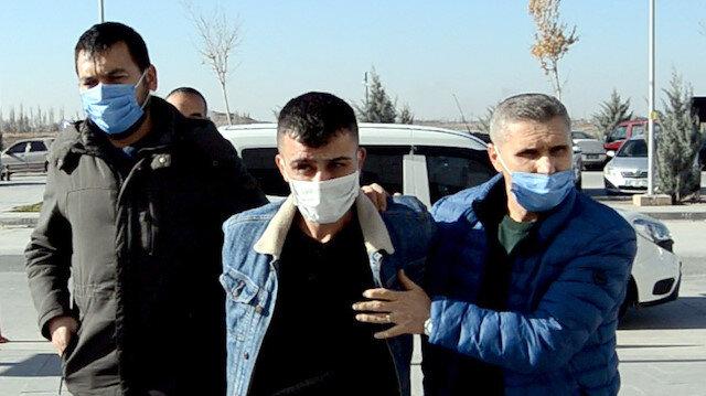 Kazara eşini vurduğu iddia edilen koca önce kaçtı sonra gazetecilere saldırdı