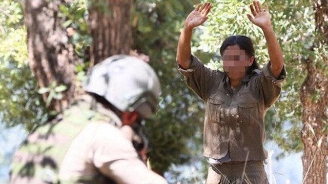 PKK'dan kaçan 5 örgüt mensubu güvenlik güçlerine teslim oldu