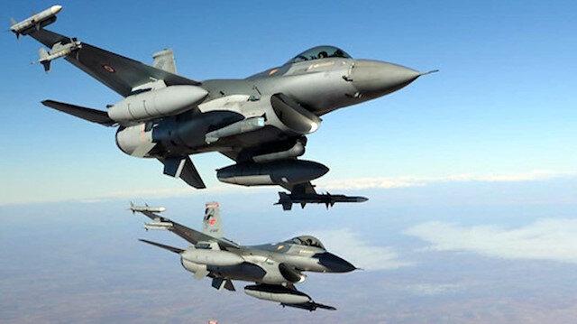 Irak kuzeyindeki Gara bölgesinde 4 PKK'lı terörist etkisiz hale getirildi