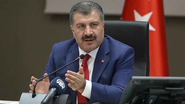 Sağlık Bakanı Koca: İstanbul'daki koronavirüs vaka sayısı yüzde 25 düştü