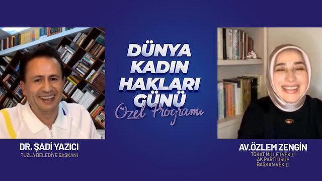 AK Parti Grup Başkanvekili Özlem Zengin: AK Parti kadın meselesini yaşayan bir partidir
