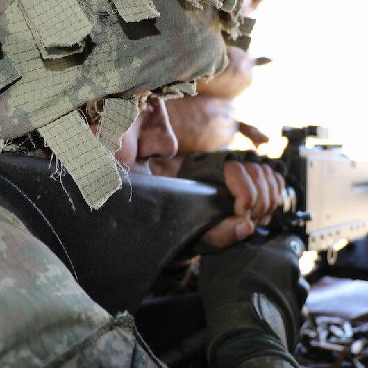 Milli Savunma Bakanlığı duyurdu: 9 PKK/YPG'li terörist etkisiz hale getirildi