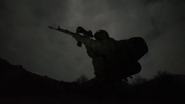 MSB: Barış Pınarı bölgesine sızma girişiminde bulunan 3 PKK/YPG'li terörist etkisiz hale getirildi