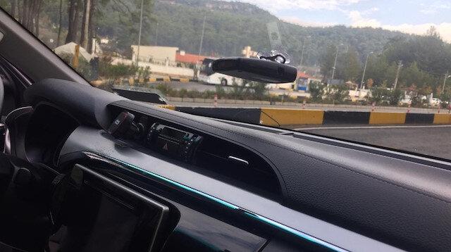 Radara yakalanamamak için aracına özel donanım ekletti fayda vermedi: Yakalanıp ceza yedi
