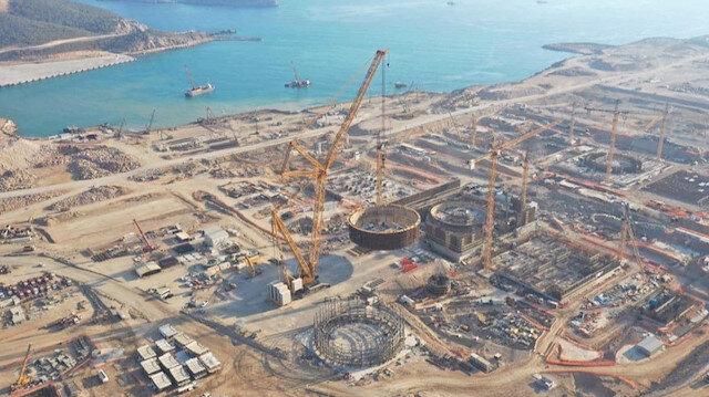 Akkuyu NGS'de önemli gelişme: Üretimi tamamlandı